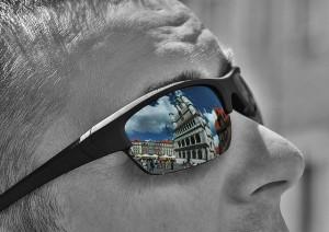 Sonnenbrille Bild: Flickr/Chris