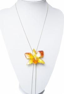 Orchidee Schmuck von mya-art
