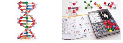 Wissenschaft Molekülbaukasten